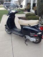 Vespa elix 50cc