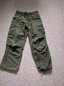 "Army Suplus Pants  31""-35"" Waist"