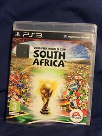 Ps3 games FIFA South Africa World Cup