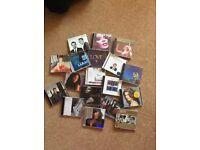 18 CDs various artists