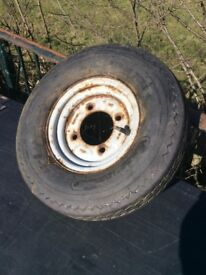 15 inch trailer wheel 8 cm pcd can Post