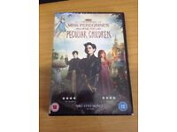 Miss Peregrine's Home for Peculiar Children DVD - Brand New in Shrinkwrap