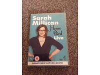 Sarah Millican - Home Bird Live DVD