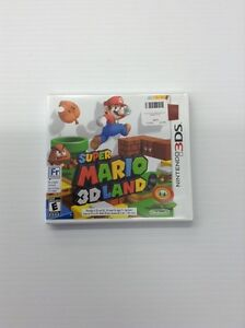 Super Mario 3D Land 3DS usagé