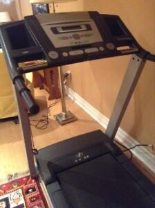Treadmill, NordicTrack full size. Excellent condition. $100