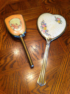 Antique Vanity Set