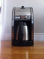 For sale cuisinart coffee machine