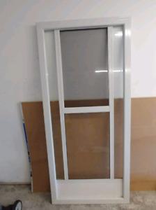 Front screen door - Brand new 150 OBO