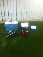 Various Coolers