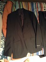 Suit jacket and pants