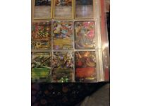 Pokemon ex cards (new)