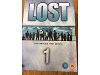 Lost DVD season 1