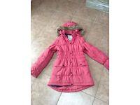Girls coat age 13-14