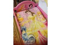 Kids Disney princess bed