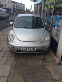 Volkswagen Beetle may take cheap part ex