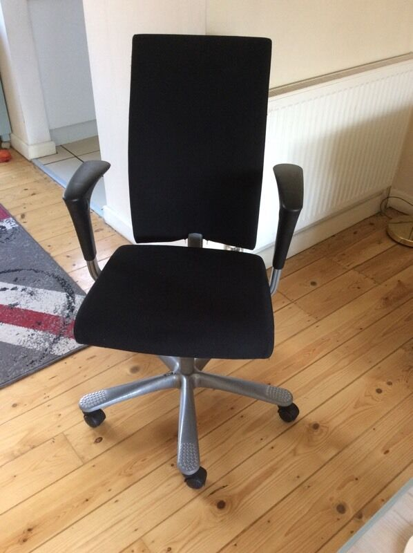 Office chaircomputer chairin Sunderland, Tyne and WearGumtree - High quality multi adjustable chair, in excellent condition. Really comfy, great for a bad back!, cost over £100 need the space, bargain at £40.please text as cant always answer phone, delivery possible
