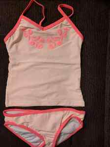 Cotton swimsuit for girl