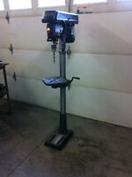 Craftex floor standing drill press