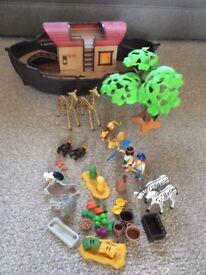 Noah's ark playmobil