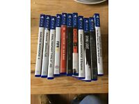 PS4 games for trade for 3ds or vita games