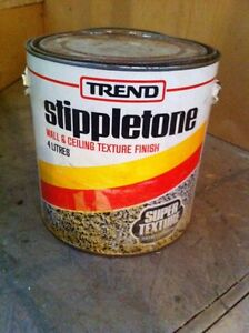 One gallon of wall or ceiling texture