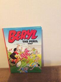 Beryl The Peril Book