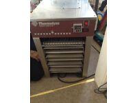 Thermodyne Holding Oven 5 shelves