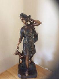 Large figurine