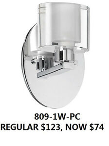New Modern Vanity Lamp For Sale STARTING AT $38!