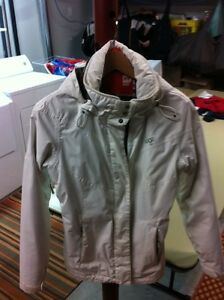 Ladies Medium Orage Winter Jacket
