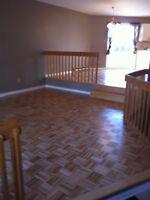 Sablage, pose et reparation de plancher / Floor sanding