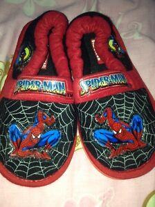 Spider man size 9-10