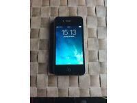 iPhone 4 16gb Unlocked £50 no offers