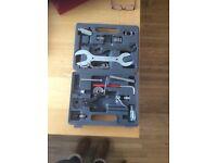 Bicycle maintenance kit