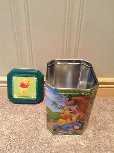 Winnie the Pooh candy tin -limited edition --NEW PRICE!! Kitchener / Waterloo Kitchener Area image 1