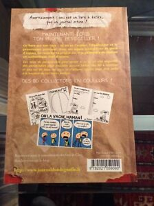 Diary of wimpy kid do-it-yourself book West Island Greater Montréal image 2