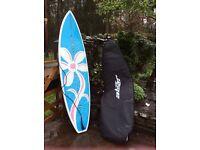 BIG BOY 7' SURFBOARD WITH BAG