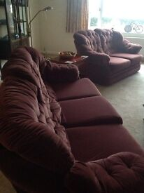 3 seater+2seater+armchair
