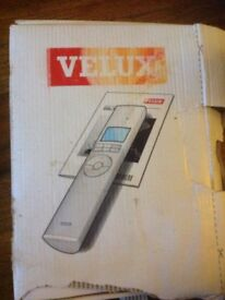 Velux remote control
