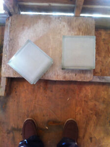 Glass Bricks For Construction or Crafts!