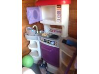 Little tykes kitchen