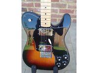 Fender '72 reissue telecaster Ltd Edition