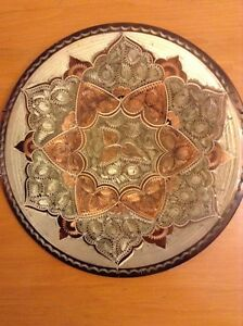 Vintage Brass and Copper Plates NOW  3 / $30