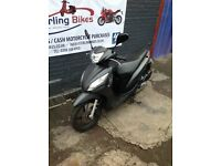 HONDA VISION NSC 110 2014 LOW MILEAGE GOOD CONDITION - JUST HAD A SERVICE - STERLING BIKES