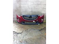 Mazda cx5 front bumper n grill £55