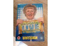 MRS BROWN'S BOYS LIVE -- BOX SET OF 3 DVDs