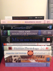 Textbooks for university & colleges - mint condition