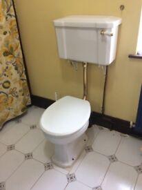 Victorian toilet