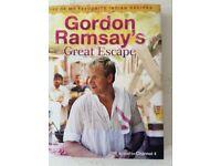 Gordon Ramsey cookbook