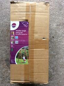 "New ""Boxed"" Wooden Garden Swing"